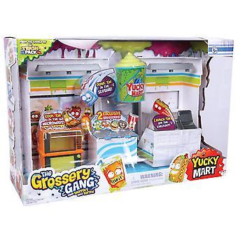 The Grossery Gang - Yucky Mart Playset