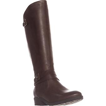 Bare Traps Womens Yalina Closed Toe Knee High Riding Boots