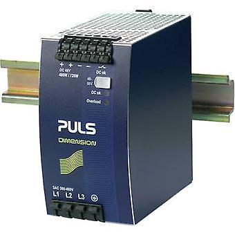 PULS DIMENSION QT20.481 Rail mounted PSU (DIN) 48 V DC 10 A 480 W 1 x