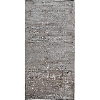 Pierre Cardin design matta i akryl Grå/Grädde