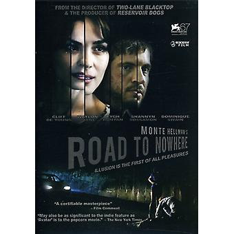 Road to Nowhere [DVD] USA import