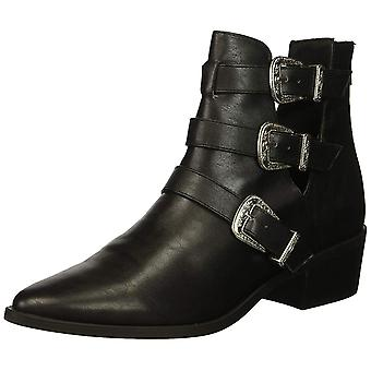 Madden Girl Femmes Cecilyy Cuir Pointed Toe Ankle Chelsea Bottes
