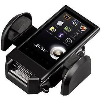 Hama Universal Air grille bil mobiltelefon holderen 40-110 mm
