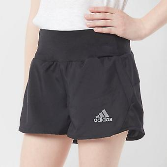 Nieuwe Adidas Girl ' s training Running Sport short zwart