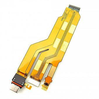 Genuine Sony Xperia XZ - F8331 - F8332 - Type-C Charging Port Flex - 1306-1487