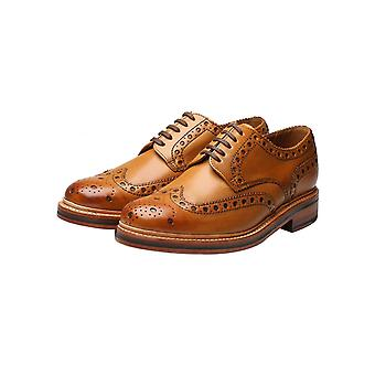 Grenson Archie Calf Brogue Shoes