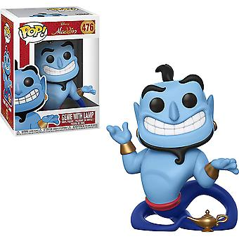 Aladdin Genie with Lamp Pop! Vinyl