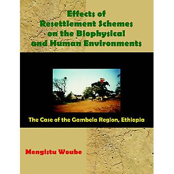 Effects of Resettlement Schemes on the Biophysical and Human Environments The Case of the Gambela Region Ethiopia by Woube & Mengistu