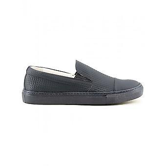 Made in Italia - Schuhe - Sneakers - LAMBERTO_BLU - Herren - Blau - 46