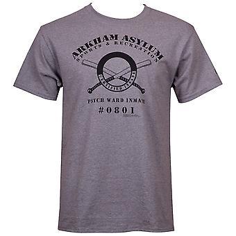 Arkham Asylum Parks and Recreation Camiseta