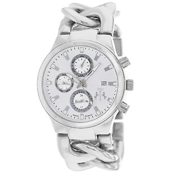 Jivago Women's Lev Silver Dial Watch - JV1220