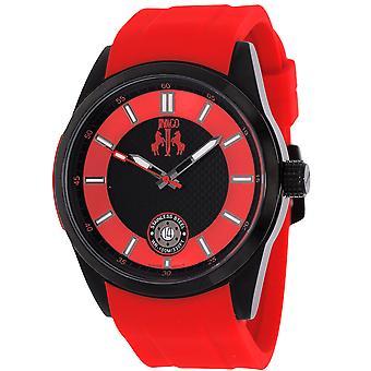 Jivago Men's Rush Black Dial Watch - JV7133