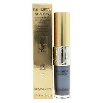 Yves Saint Laurent Full Metal Eyeshadow 4.5ml - 10 Wet Blue