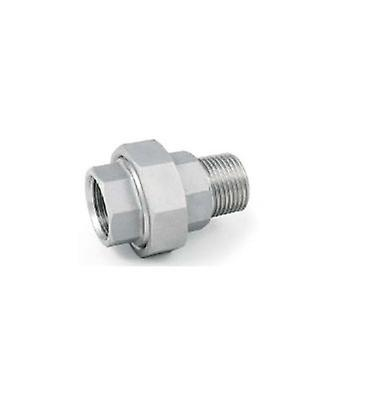 Conical Union 1-1/2 Inch Bsp Male - Female A4 (t316) Marine Grade Stainless Steel