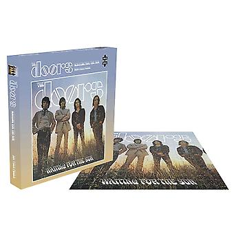 The Doors Jigsaw Puzzle Waiting For The Sun Album Cover new Official 500 Piece