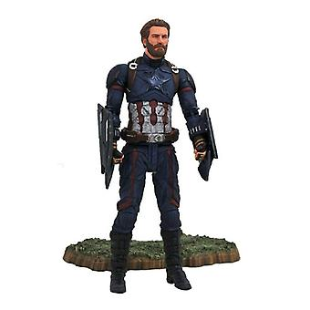 Marvel, Captain America-Action Figur