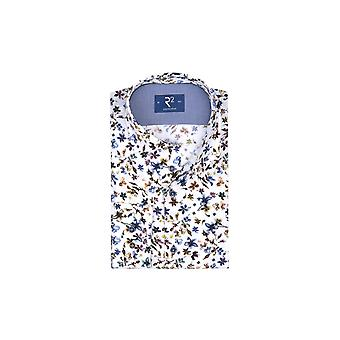 R2 Long Sleeved Shirt Multi Coloured Flower