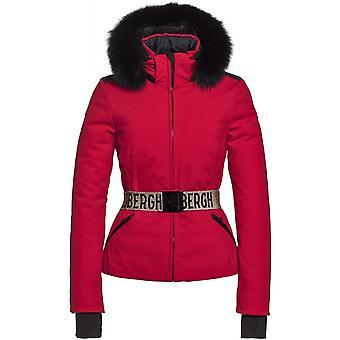 Goldbergh Hida Jacket - Fake Fox Fur - Black