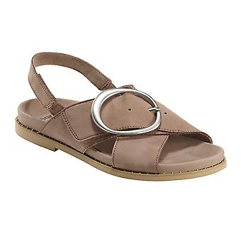 Earth Womens GROVE AMBROSIA Cuir Open Toe Casual Slingback Sandales