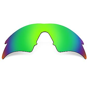 Polarized Replacement Lenses for Oakley M Frame Sweep Frame Green Anti-Scratch Anti-Glare UV400 by SeekOptics