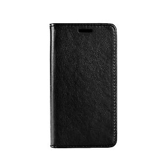 Fodral för Huawei P10 Black Card Holder