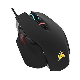 Corsair M65 Rgb Elite Tunable Fps Gaming Mouse Black 18000 Dpi Optical