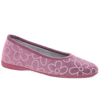 Cosdam Rita Womens Full Slippers