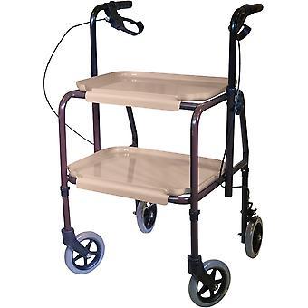 Aidapt trolley serveerwagen rollator