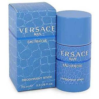 Versace Man de Versace Eau Fraiche Deodorant Stick 2.5 Oz (hommes) V728-548308