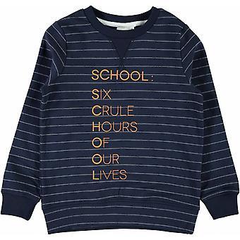 Name-It Blauwe Jongens Sweater Newark
