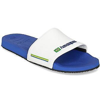 Havaianas Slide Brasil 41426163296 sapatos de verão universais