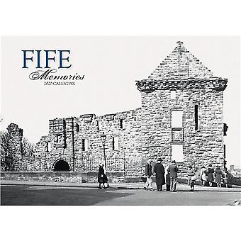 Otter House Fife muistot 2020 kalenteri