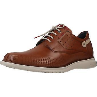 Fluchos comfort schoenen F0194 kleur leer