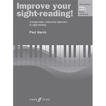 Improve Your SightReading Level 7 US EDITION by By composer Paul Harris