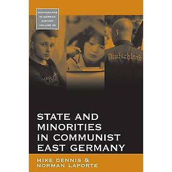 State and Minorities in Communist East Germany by Dennis & Mike