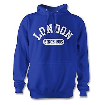 London-gegründet 1905 Fußball-Hoodie