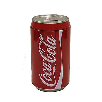 Coke can money box