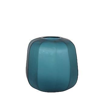 Light & Living Vase 33x32cm Pacengo Glass Blue