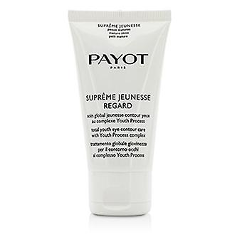 Payot Supreme Jeunesse Regard Youth Process Total Youth Eye Contour Care - For Mature Skins - Salon Taille 50ml/1.6oz