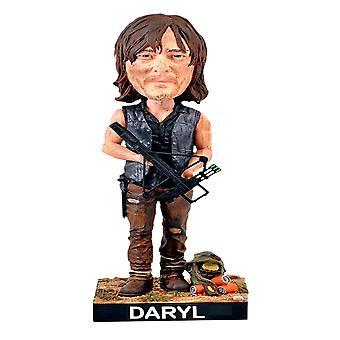 The Walking Dead Daryl Resin Bobble Head
