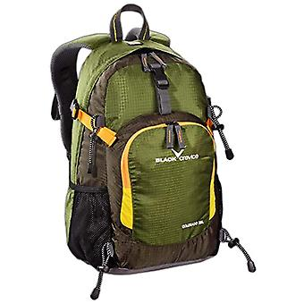 Black Crevice Backpack Colorado Green