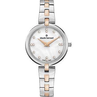 Claude Bernard - Wristwatch - Women - Dress Code Quartz - 20220 357RM NAPR