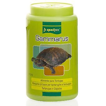 Specipez Specifish Gamarus 120Gr/1Lt (Reptiles , Reptile Food)