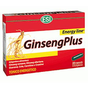 Trepatdiet Energy complet (ginseng plus) 30capsules