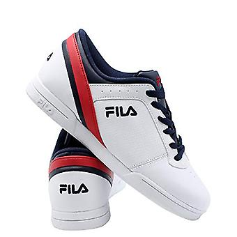 Fila Mens Plaats 14 Low Top Lace Up Fashion Sneakers