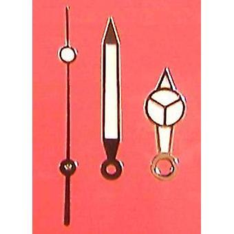 Rolex geneeriset kädet (Ø0.70, 1.20, 0.20mm) kulta punonta