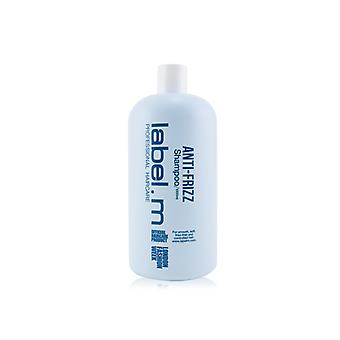 Label.m Anti-frizz Shampoo (for Smooth Soft Frizz-free And Controlled Hair) - 1000ml/33.8oz