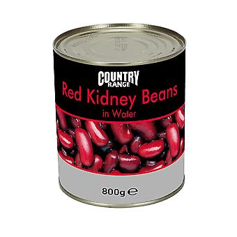 Country Range Red Kidney Beans in Water