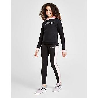New McKenzie Girls' Robyn Overhead Hoodie Black