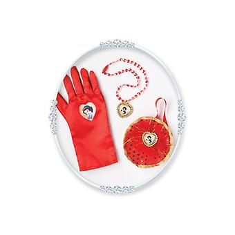 Snow White Bag & Glove Set. Size : One Size